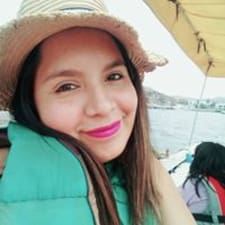 Stephanía felhasználói profilja