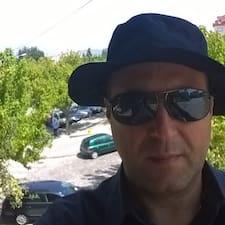 Profil utilisateur de Dos Santos