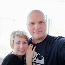 Henkilön Sergey & Irina käyttäjäprofiili