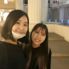 Profil utilisateur de Jie Ying