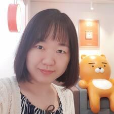 Perfil de usuario de Eunsu