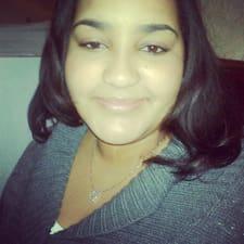LaAndra felhasználói profilja