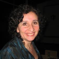 Profil utilisateur de Rossana Gladys