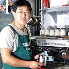 禾香叶色咖啡店的用戶個人資料