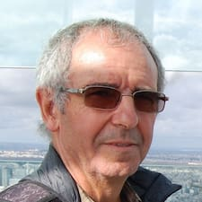 Gebruikersprofiel Jean-Michel