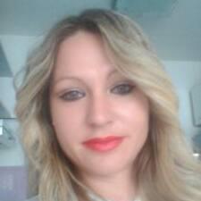 Ina felhasználói profilja