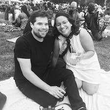Nutzerprofil von Adriana & Enrique