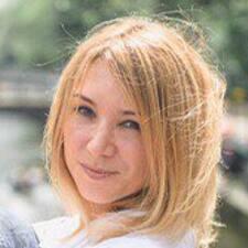 Viktoriia felhasználói profilja