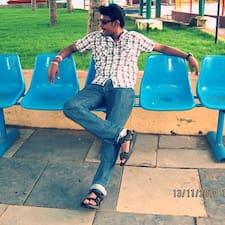 Sabareesan felhasználói profilja