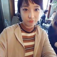 Inyoung felhasználói profilja