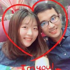Yuwei felhasználói profilja