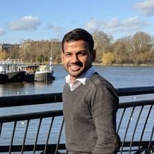 Prakash - Uživatelský profil