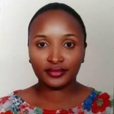 Yvonne felhasználói profilja