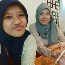 Profil utilisateur de Kembang