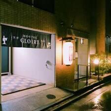 京都ホステル グローレ User Profile