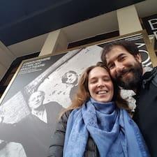 Profil utilisateur de Galina & Roman