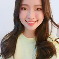 Profil utilisateur de Jooyoun