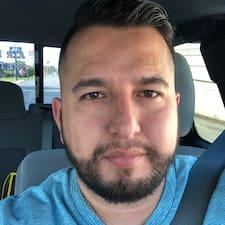 Raul Angie felhasználói profilja