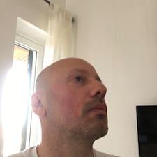 Angelo - Uživatelský profil