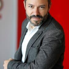Sylvain Brukerprofil