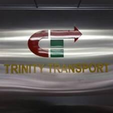 โพรไฟล์ผู้ใช้ Trinity Transport
