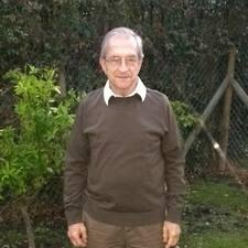 Luis Fernando felhasználói profilja