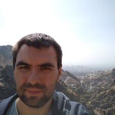 Profil Pengguna Yaraslau