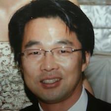 Perfil do utilizador de Dong Joon
