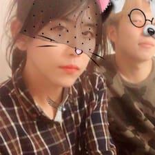 Profilo utente di Jaehyuck