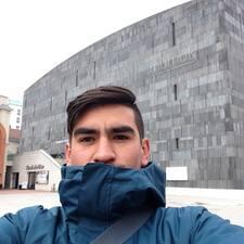 Profil korisnika Jesús Antonio