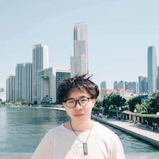 Perfil do usuário de 银浩