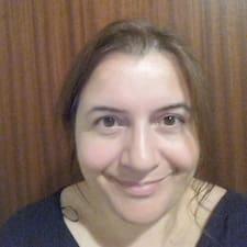 Maria的用戶個人資料