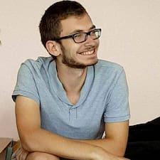 Nils felhasználói profilja