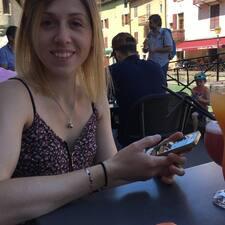 Profil Pengguna Yolène