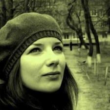 Tanya felhasználói profilja
