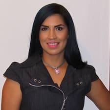 Henkilön Gysell Alejandra käyttäjäprofiili