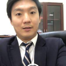 Perfil do utilizador de Jeonggyun