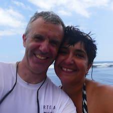 Noushin & Dave User Profile