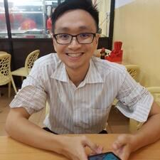 Профиль пользователя Xian Hui