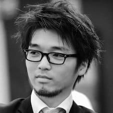 Gebruikersprofiel Kazuyoshi