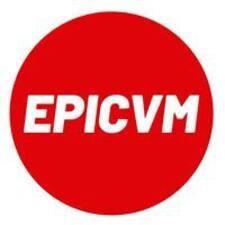 Användarprofil för Epicvm