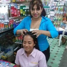 Gebruikersprofiel Juana   Del. S.