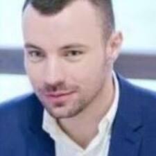 Perfil do usuário de Michal