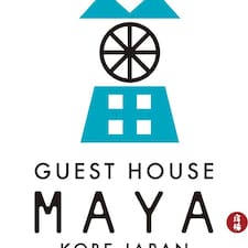 Kobe Guesthouse MAYA User Profile