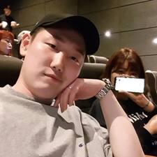 Profil korisnika TaeJoon