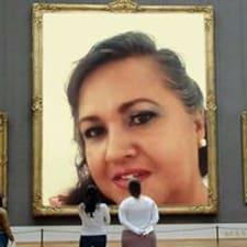 Nutzerprofil von Patricia Del Rosario
