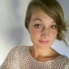 Profil Pengguna Corinne