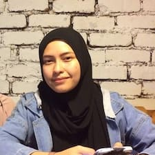 Profil utilisateur de Nor Asyiqin Binti