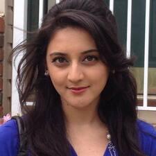 Profil utilisateur de Ayesha