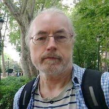 Ric felhasználói profilja